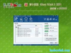 新萝卜家园Window8.1 32位 精心装机版 v2020.02