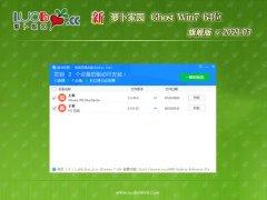新萝卜家园Windows7 64位 青春2021新年春节版